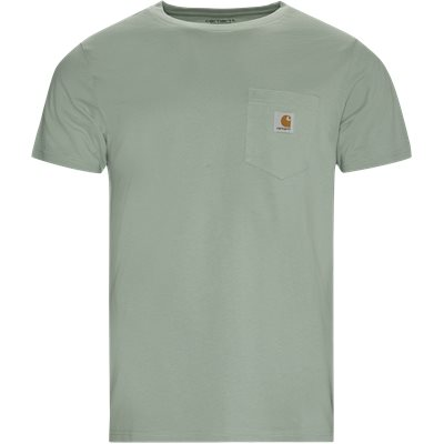 Pocket Tee Regular | Pocket Tee | Grøn